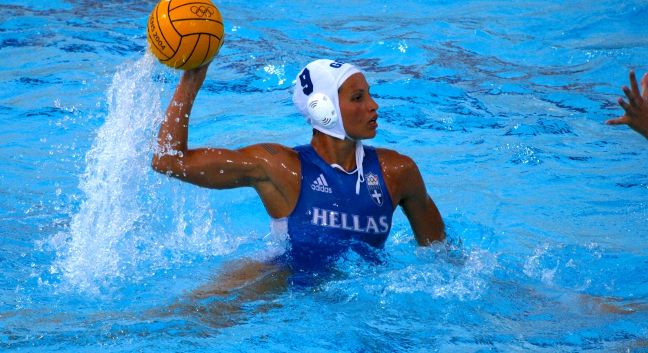 Athens Olympics - Water Polo